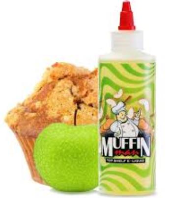muffin man e liquide